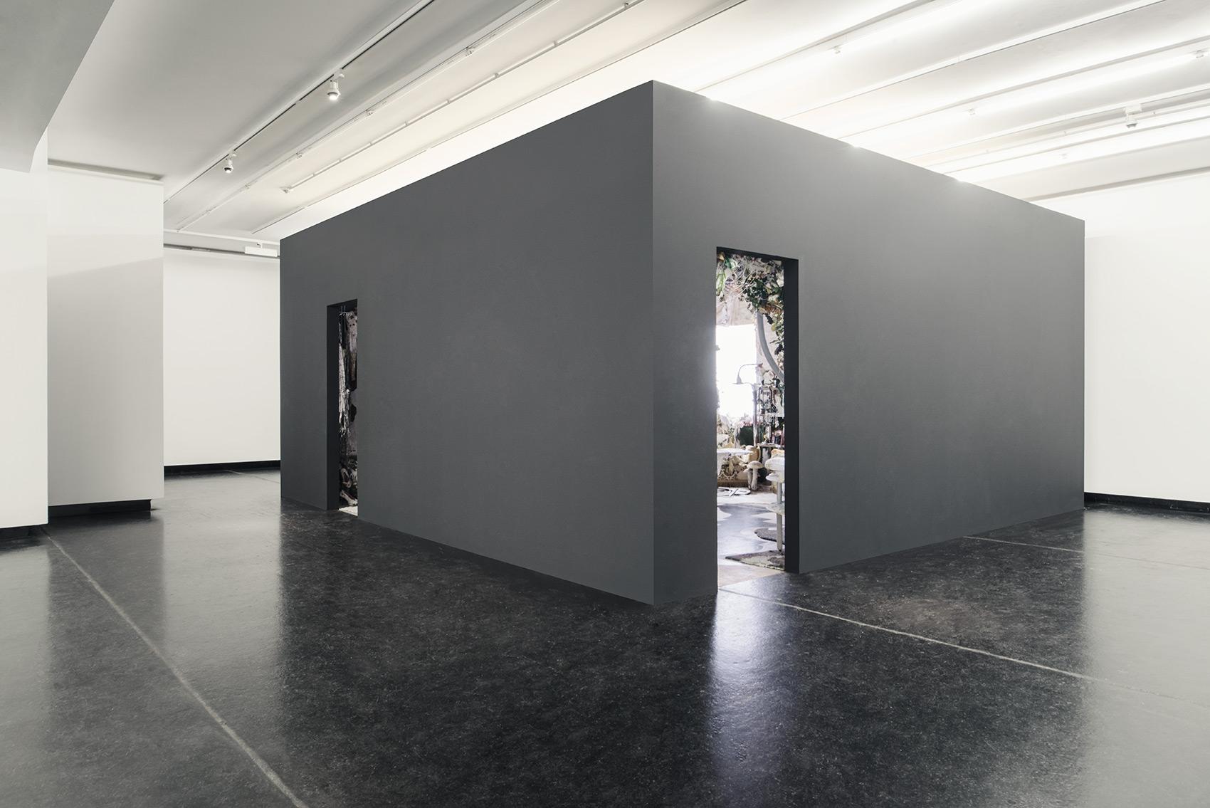 """Kunstforum Bank- Austria, Tresor, """"Ein Ort aus Jetzten"""", Wien, 2014"""